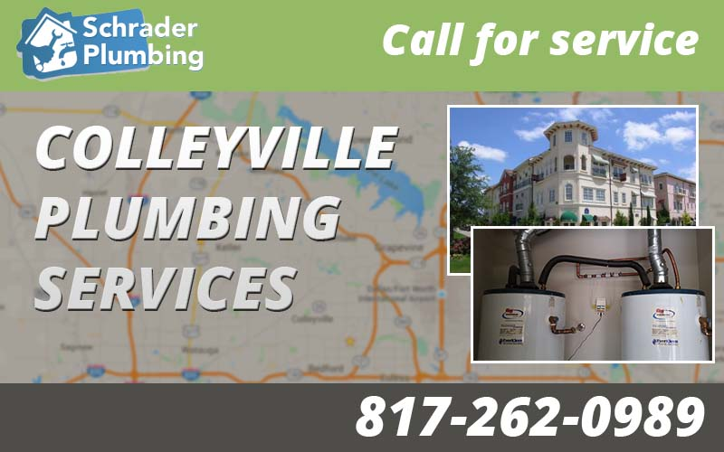 Colleyville Texas plumbing services