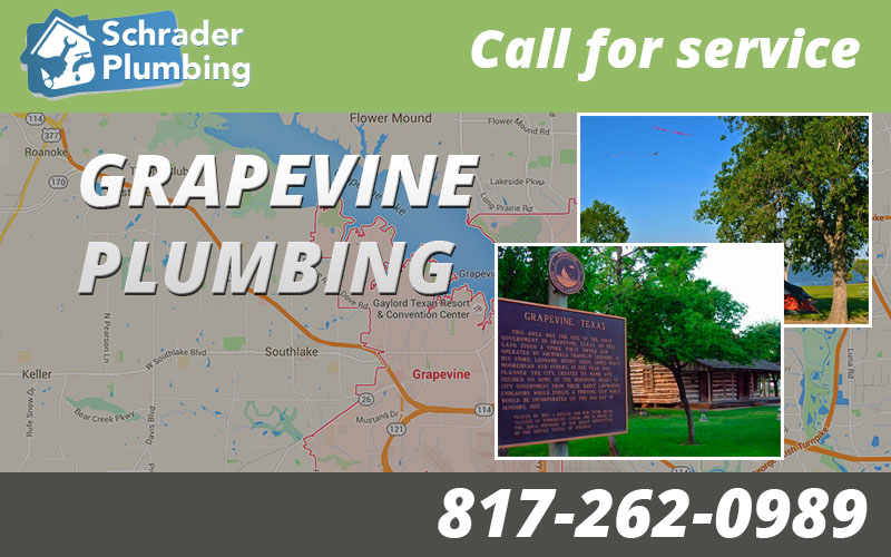 Plumbers in Grapevine Texas