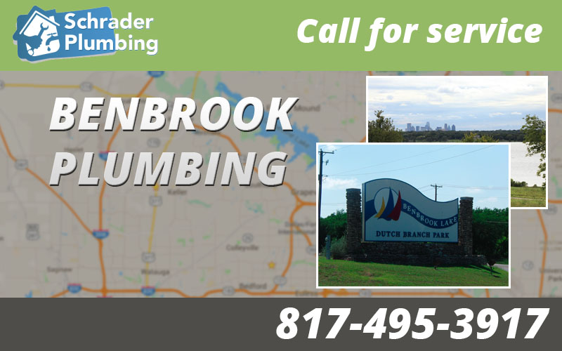 Plumbing Services in Benbrook Texas