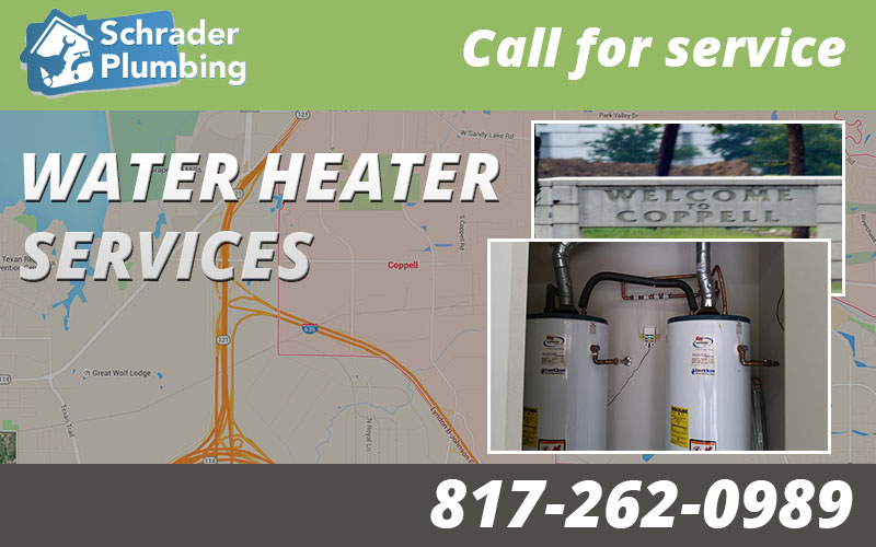 Plumbers in Coppell Texas