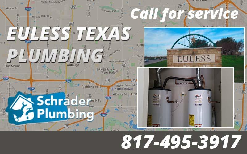 Plumbers in Euless Texas