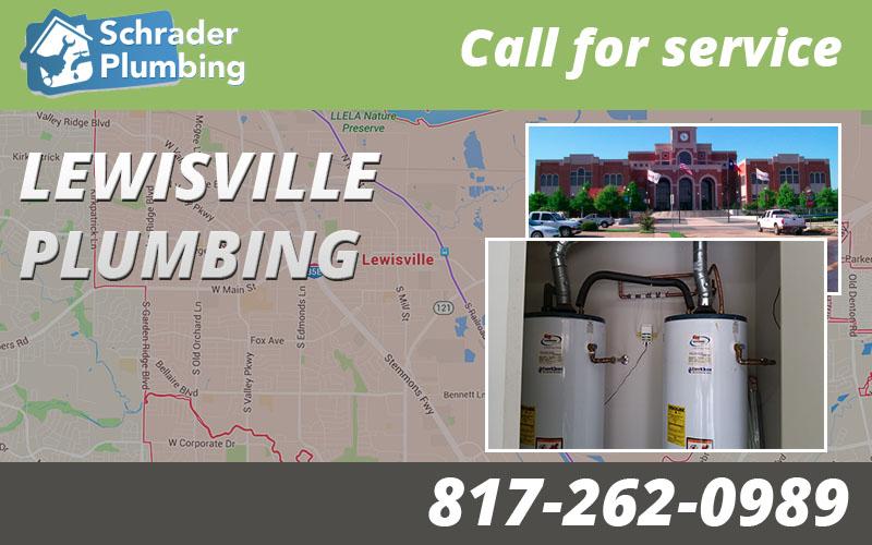 lewisville plumbing companies