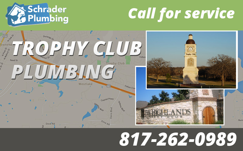 trophy club plumbing services