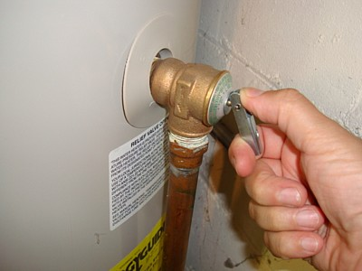 t&p valve repair