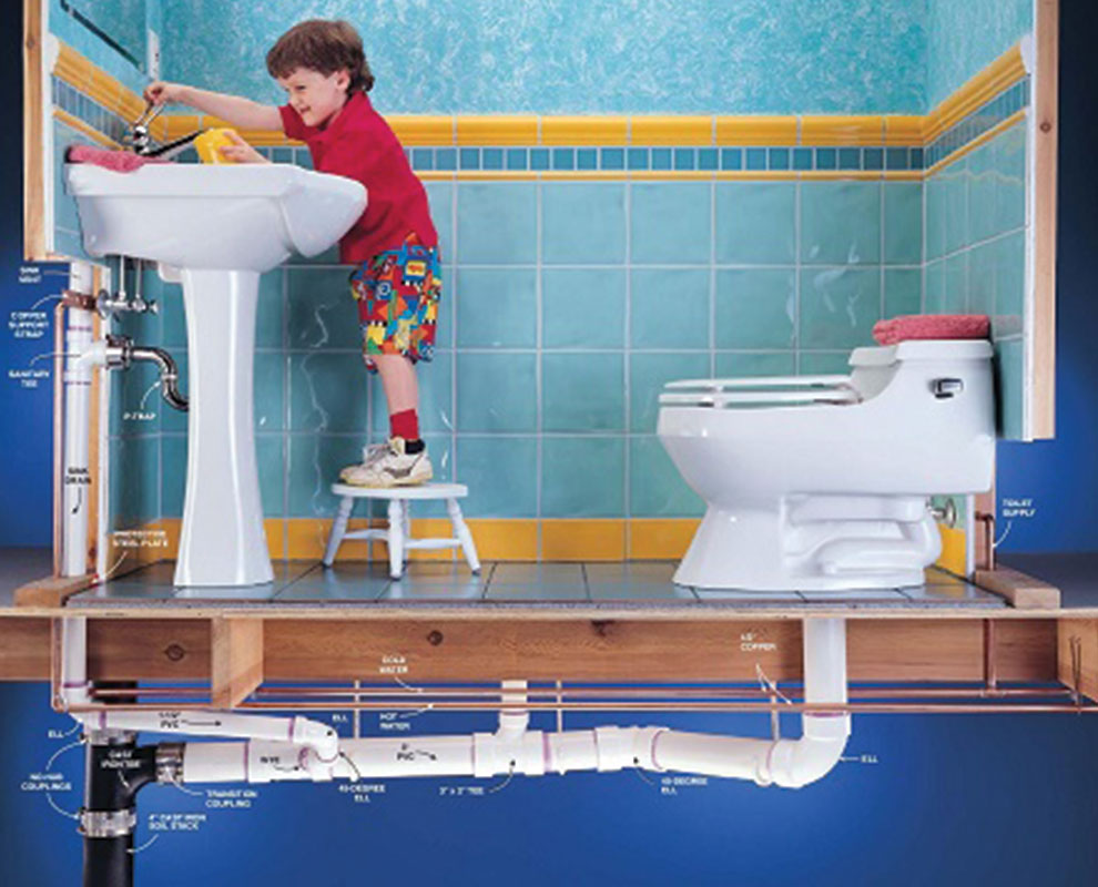 new year plumbing