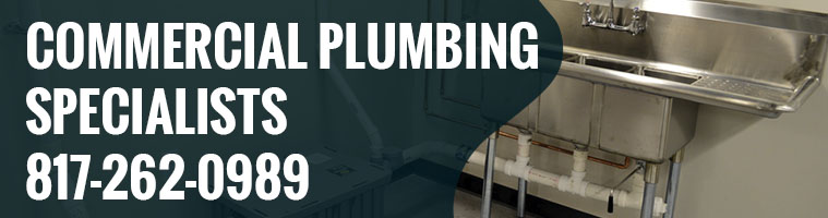 commercial plumbing services Grapevine Texas