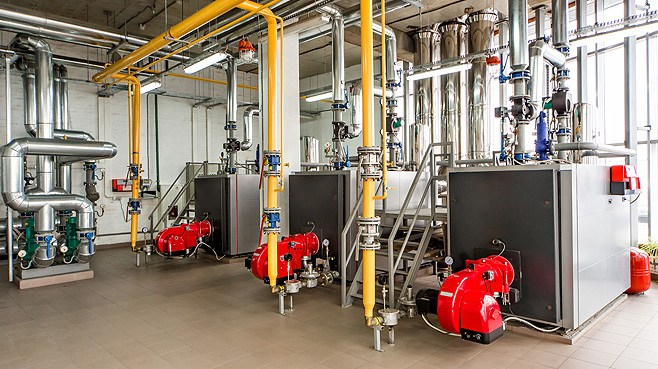 Commercial Boiler Plumbers in Ft Worth