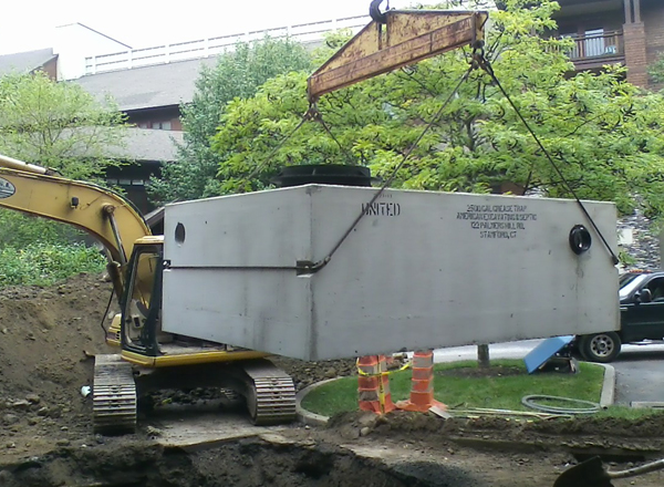 Commercial grease trap plumber in ft worth