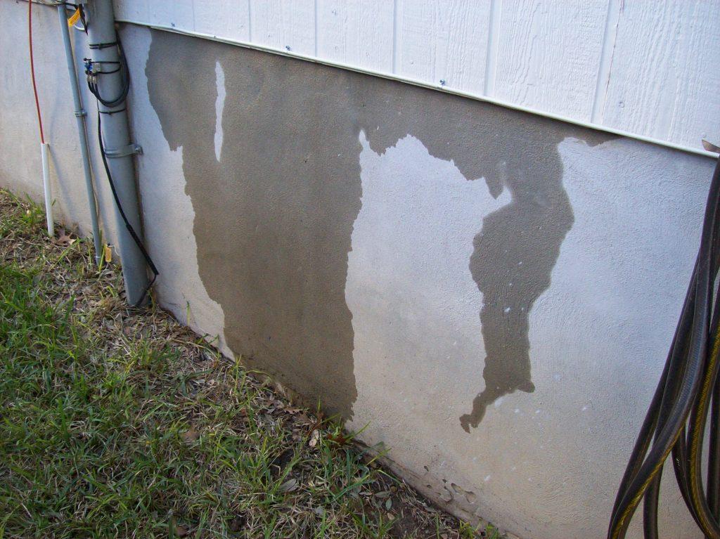 slab leak in fort worth