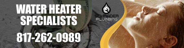 Water Heater Repair in Arlington Texas